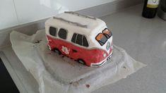 Hippie Bus Torte