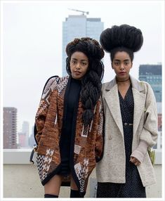 Refinery 29: Advice From The Queens Of Natural Hair
