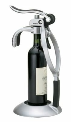 BonJour Chateau Deluxe Tabletop Wine Opener