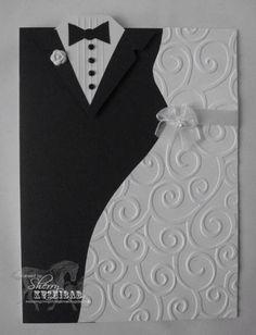 Invitaciones I Do! - faire part mariage Invitation Cards, Wedding Invitations, Wedding Anniversary Cards, Happy Anniversary, Anniversary Quotes, Wedding Cards Handmade, Dress Card, Paper Crafts, Diy Crafts