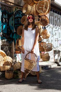 Outfits Straw Bag, Bags, Outfits, Fashion, Handbags, Moda, Suits, Fashion Styles, Fashion Illustrations