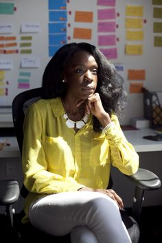 Inspirational Bushwick Film Festival CEO and Director of Programming Kweighbaye Kotee #theeverygirl