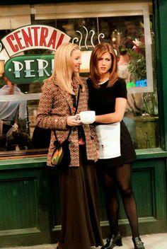 Rachel e Phoebe