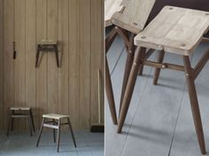 Imo Folding Stool By PINCH.