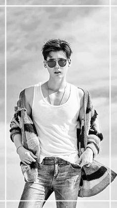 Lee Jong Suk - Arena Homme Plus Magazine July Issue Lee Joon, Lee Dong Wook, Ji Chang Wook, Asian Actors, Korean Actors, Lee Jong Suk Cute Wallpaper, W Two Worlds Wallpaper, Lee Jong Suk Hot, Kang Chul