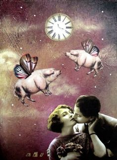 When Pigs Fly by Mallory Jarrell