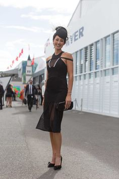 Derby Day 2014: Joanna Millard  what they wore gallery - Vogue Australia