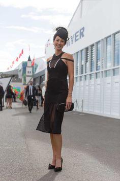 Derby Day 2014: Joanna Millard  what they wore gallery - Vogue Australia