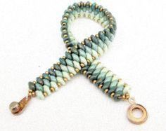 Perline di bracciale tila tallone braccialetto turchese