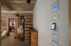 Casa domotica Vimar nel cuore delle Dolomiti