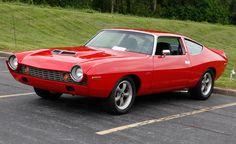 AMC Matador X - I love the off-beat style of the old AMC autos.