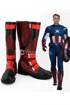 The Avengers Captain America Steven Rogers Cosplay Boots Frozen Queen, Queen Elsa, Elsa Cosplay, Cosplay Costumes, Steven Rogers, Cosplay Boots, V For Vendetta, Clark Kent, Dress Making