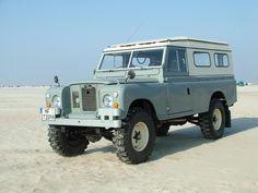 Land Rover salt lake crossing - App for Land & Range Rovers warning lights…