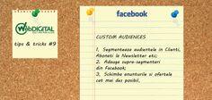 Tips & tricks #9 - Facebook Custom Audiences
