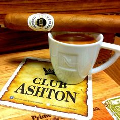 Ashton Cigars Always In Stock #cigar