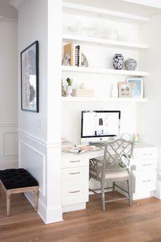 Monika Hibbs | A workspace for a new year. | http://www.monikahibbs.com