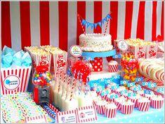 Carnival birthday party @Elizabeth Johnson, next year?!
