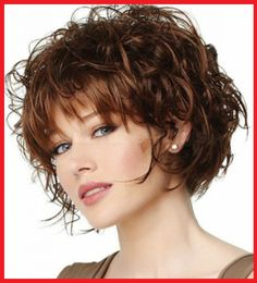 Schone frisuren fur kurze lockige haare