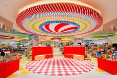 Kid'sToy Store   新光三越   Knott. InteriorDesign #shinkongmitsukoshi#TaichungZhonggang-6F#新光三越#台中中港店 6F#百貨店#departmentstore#インテリアデザイン#interiordesign