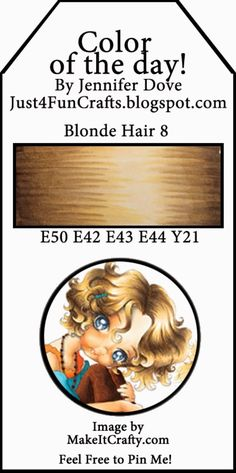 Blonde Hair 8