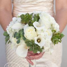 In this article we share how you can incorporate eucalyptus into your wedding bouquet... including tips on care and availability!