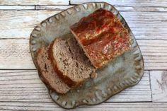 Classic Heinz 57 Meatloaf: Purchased Heinz 57 Sauce flavors this easy meatloaf.