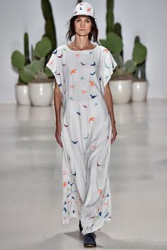 Mara Hoffman Spring 2015 Ready-to-Wear - Collection - Gallery - Look 6 - Style.com