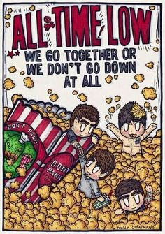 all time low is the best.