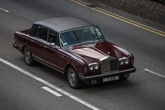 Rolls Royce Silver Spirit - 730 by Keith Mulcahy, via Flickr