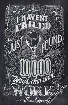 Nobody fails...