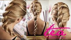 trecce capelli lunghi - Cerca con Google