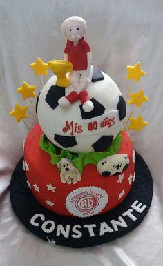 Cake soccer