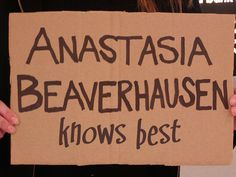 """""""Anastasia, as in Russian royalty. Beaverhausen, as in where the beaver lives. Karen Walker Quotes, Anastasia Beaverhausen, I Love Sarcasm, Will And Grace, Great Tv Shows, E Cards, Book Authors, Best Shows Ever, Make Me Happy"""