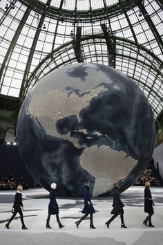 Chanel takes over the world. Photos by Nina Westervelt/MCV Photo