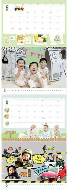 Triplets Daehan Minguk Manse Korean Tv Shows, Man Se, Song Triplets, 3rd Baby, Superman, Cute Babies, Sons, Idol, My Son