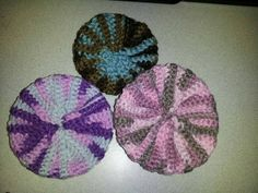 Check out this item in my Etsy shop https://www.etsy.com/listing/500490518/custom-made-crocheted-facial-scrubbie