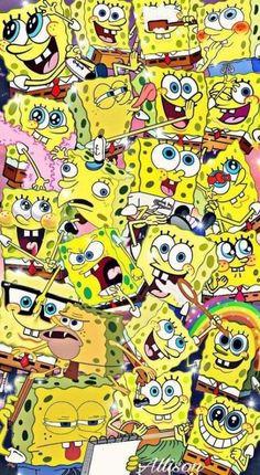 New Spongebob Squarepants Wallpapers Iphone Wallpaper Vsco, Cartoon Wallpaper Iphone, Mood Wallpaper, Cute Disney Wallpaper, Iphone Background Wallpaper, Aesthetic Pastel Wallpaper, Cute Cartoon Wallpapers, Pretty Wallpapers, Wallpaper Spongebob
