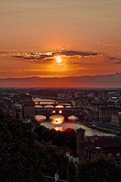 Florence, Tuscany, Italy …