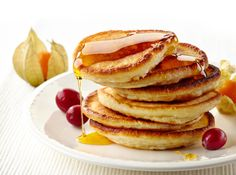 Cranberry Pancakes #health #diabetes #lifestyle