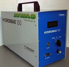 Hydromax 150 salt solution fuel cell stocked by RoadPro and seen at the October Caravan and Motorhome Show 2013 at Birmingham NEC