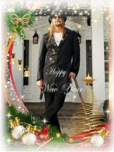 Happy New Year!! - Kid Rock Photos