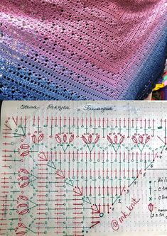 Crochet Shawl Free, Crochet Shrug Pattern, Crochet Shawls And Wraps, Crochet Diagram, Crochet Scarves, Crochet Doilies, Crochet Yarn, Crochet Clothes, Crochet Patterns