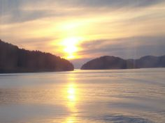 Photo by Lorne A Lyons. Amazing Pics, Awesome, Sunshine Coast, Sunrises, Home And Away, British Columbia, Places Ive Been, The Good Place, Zen