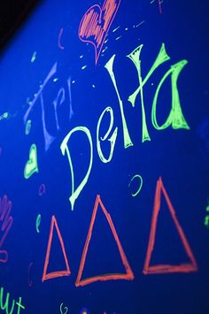 deltas in the dark