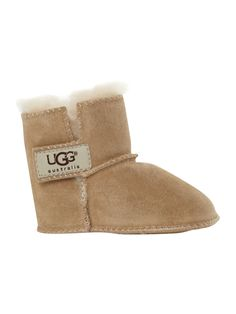 a61b8e2494ad UGG Newborn classic bootie with gift box