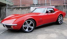 1969 Chevy Corvette Stingray Maintenance/restoration of old/vintage vehicles: the material for new cogs/casters/gears/pads could be cast polyamide which I (Cast polyamide) can produce. My contact: tatjana.alic@windowslive.com