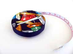 Tape Measure For Sewers Fabric Measuring Tape by AllAboutTheButtons, $7.50 USD
