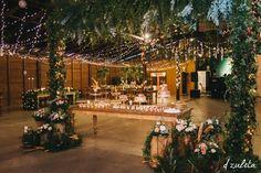 Wedding dessert table / Mesa de postres boda