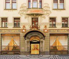 K+K Hotel Central- Prague