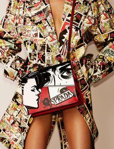 Le sac Prada star de la saison mode printemps-ete 2018